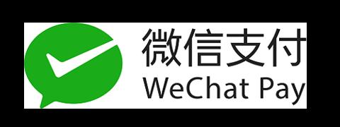 WeChatPayが使えます。