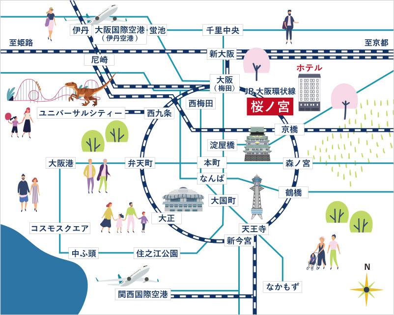 画像:マップ
